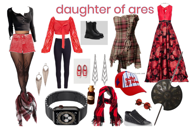 daughter of aries