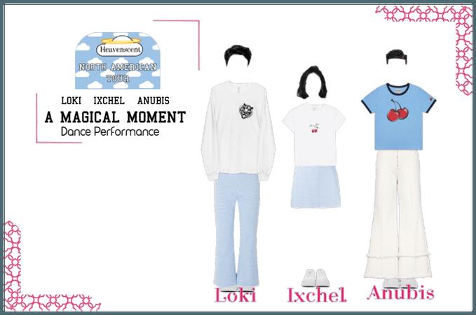 Heavenscent N. American Tour | A Magical Moment KS