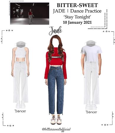 BITTER-SWEET [비터스윗] (JADE) Dance Practice 210110