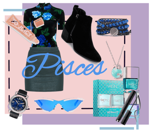 pisces themed outfit