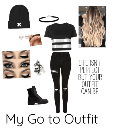 Normal Everyday Outfit