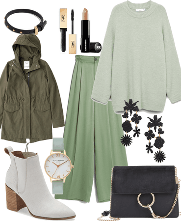 * GREEN IS THE NEW BLACK *