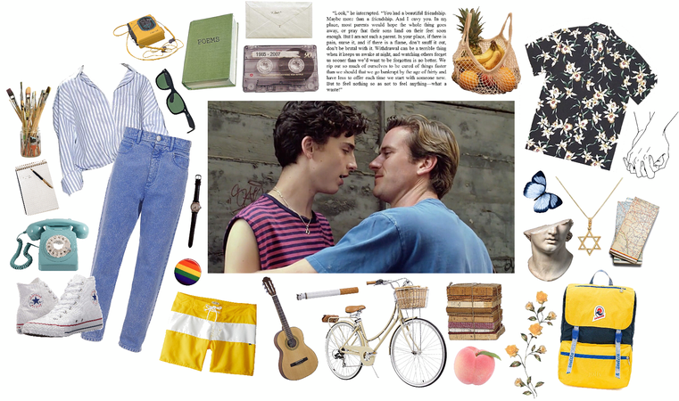 call me by your name 💛