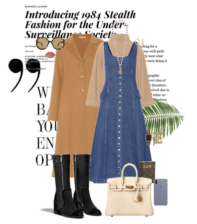 Vintage Looking Outfit, 70's inspired #37