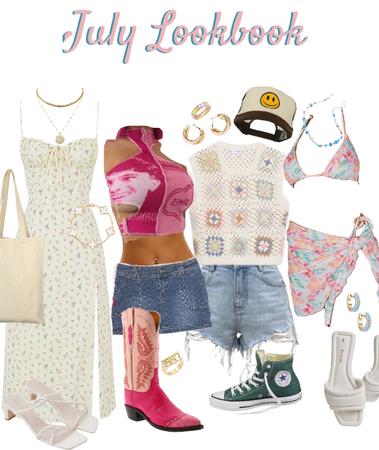 July Lookbook
