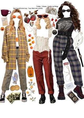 Lindsey, Cherry, Anaïs