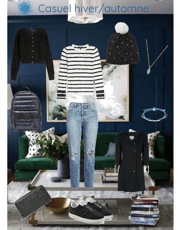 Women' s casuel hiver / automne