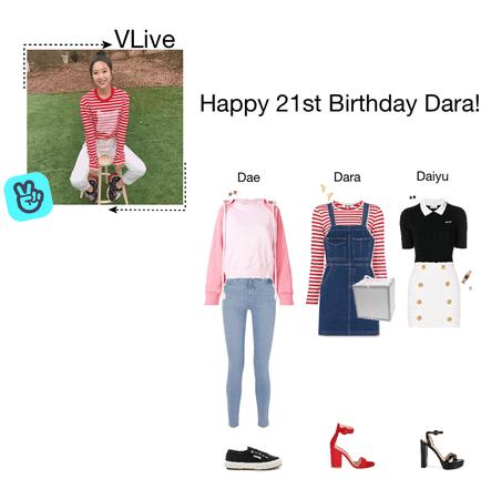 {3D}Happy Dara Day!
