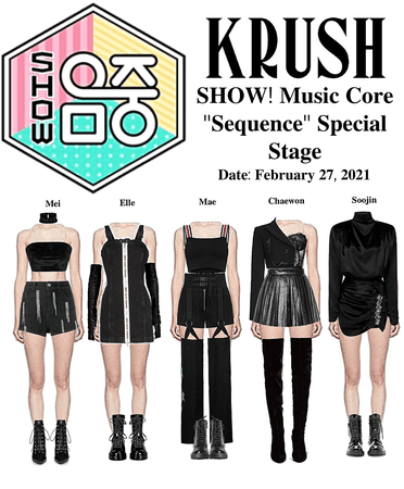 KRUSH Show! Music Core Special Stage