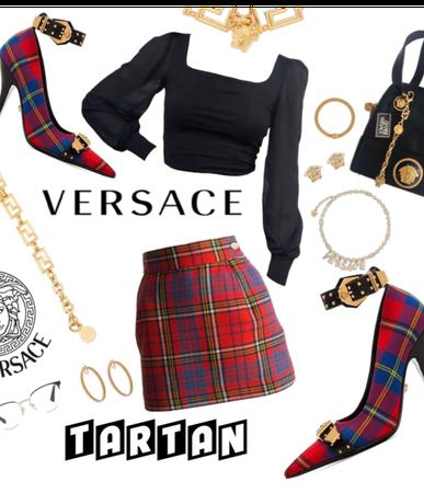 Versace Tartan