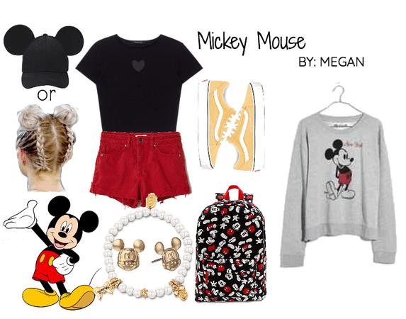 Mickey Mouse Disney Bound