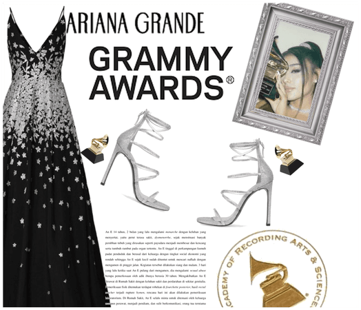 Grammy Awards- Ariana Grande