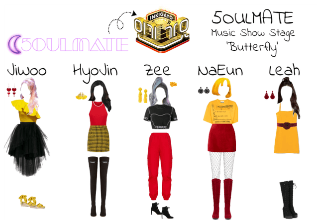 5OULMATE Butterfly Stage