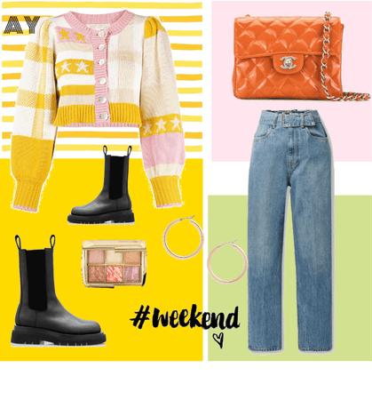 weekend look ☀️