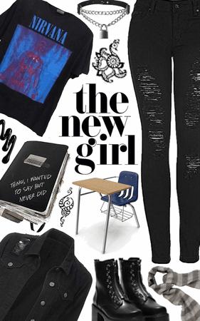 SUMMER 2020: Back To School (Grunge Girl Style)