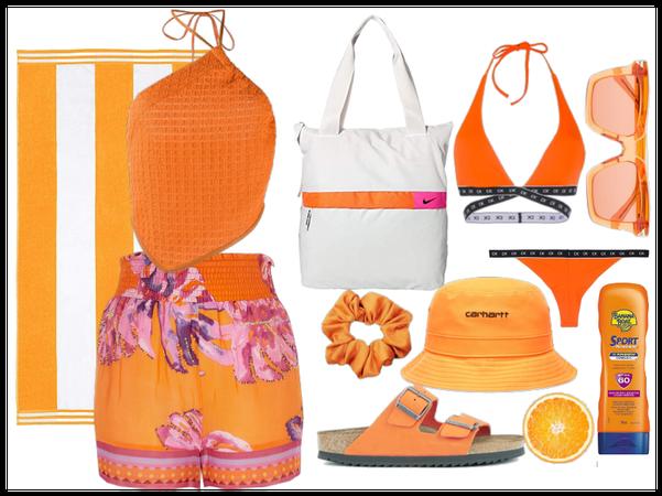 Orange Beach Day