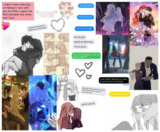 Couples/Lovers/Dating Peeps/Fanart/My thoughts