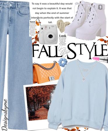 fall style🤍