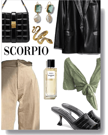 scorpio's nature