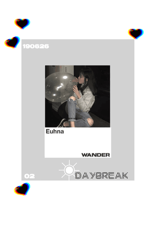 [Daybreak] Member reveal #6: Eunha