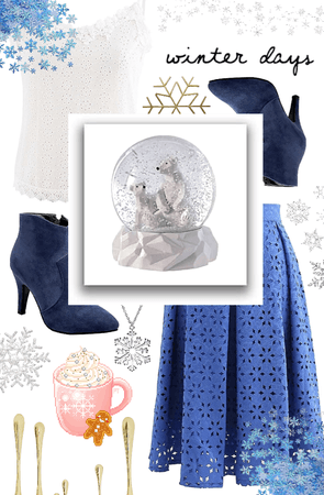 snowflake inspired