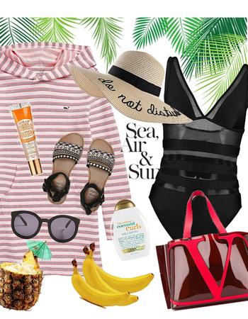 Take me to the Tropics!