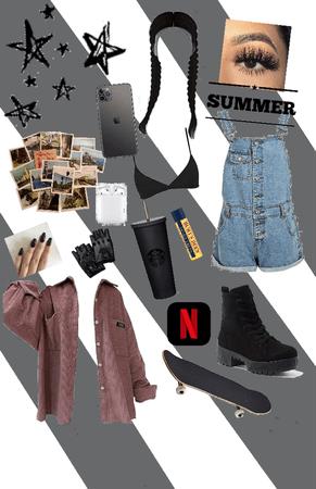 Summer Tomboy