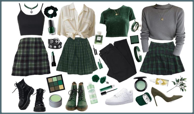 Slytherin Back to School