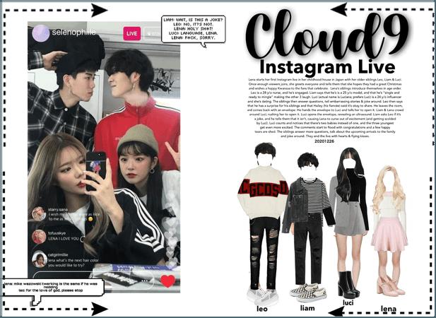 Cloud9 (구름아홉)   Instagram Live   20201226