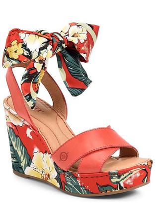 flower heel