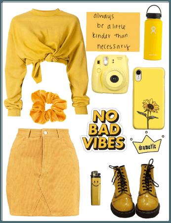 Yellow Yesterday