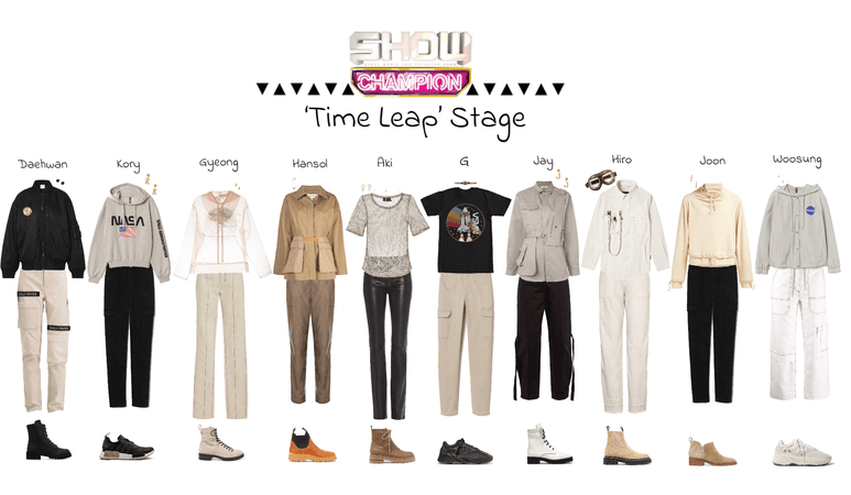 Lynx//Time Leap Show Champion Stage