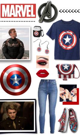 Captain America ⭐️💙