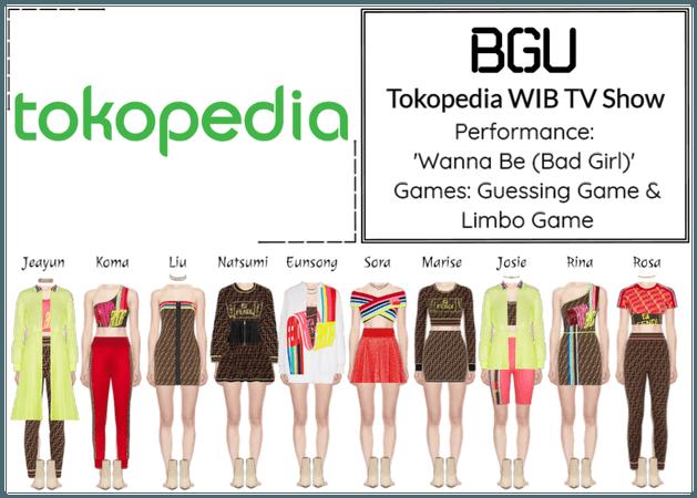 BGU Tokopedia WIB TV Show