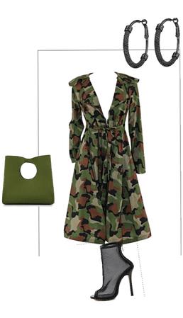 #camouflage #warrior #survivor