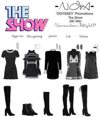 -NOVA- 'ODYSSEY' The Show Stage