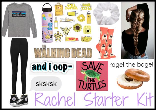 Rachel Starter Kit