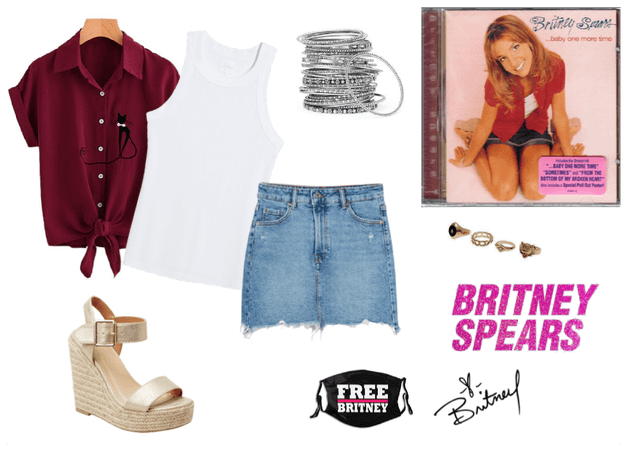 Britney Spears Style... baby one more time