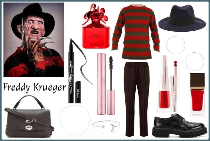 Freddy Krueger Inspired Outfit
