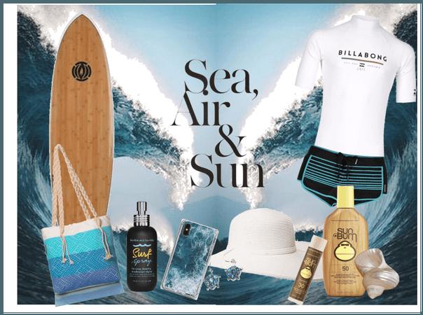 Sea, Air &Sun