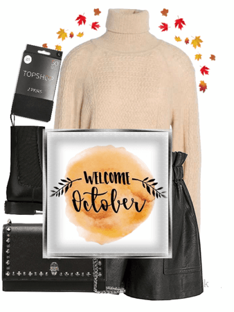 Fall outfit! 🍂