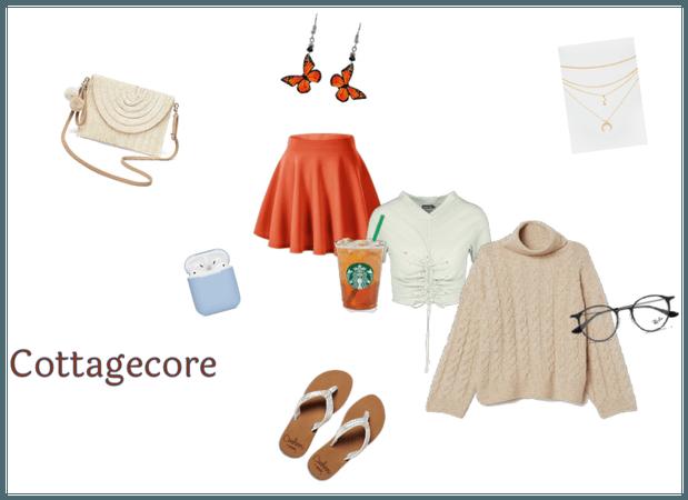 Cottagecore (Orange)