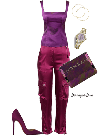 All of my purple life