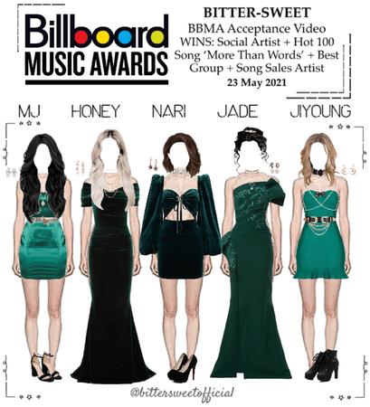 BITTER-SWEET 비터스윗 Billboard Music Awards