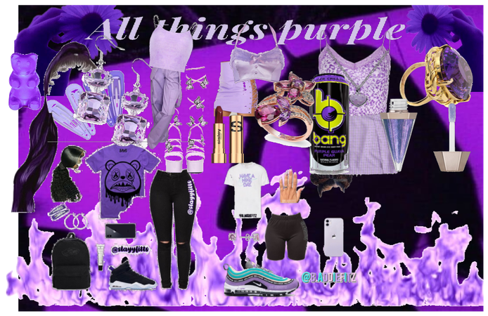>_<^~^ purple outfit^~^> _ <