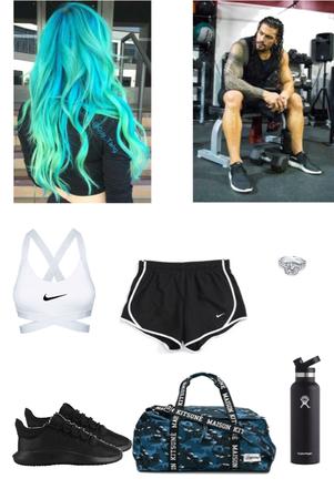 Gym Time 🌼 Daisy 🌼