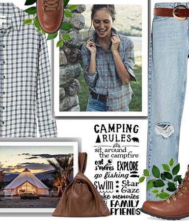Camping ⛺️  🔥 🏕