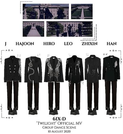6IX-D [씩스띠] 'Twilight' Official MV 200810