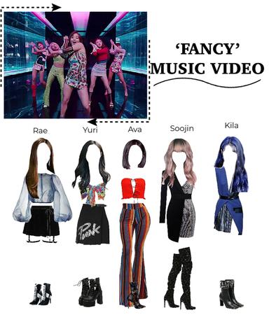 'Fancy' Music Video