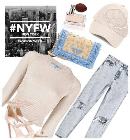 KJ inspired NYFW outfit
